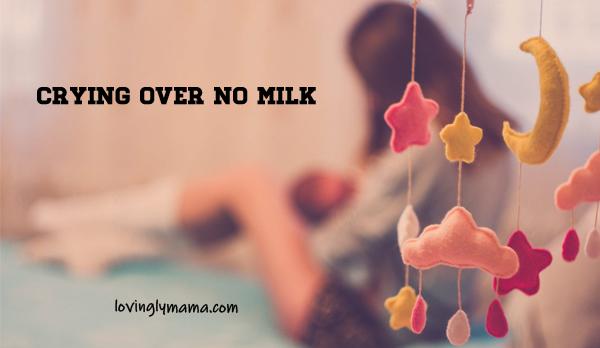 breastfeeding - crying - no breast milk - benefits of breastfeeding - breastfeeding tips - mommy blogger - bacolod mommy blogger