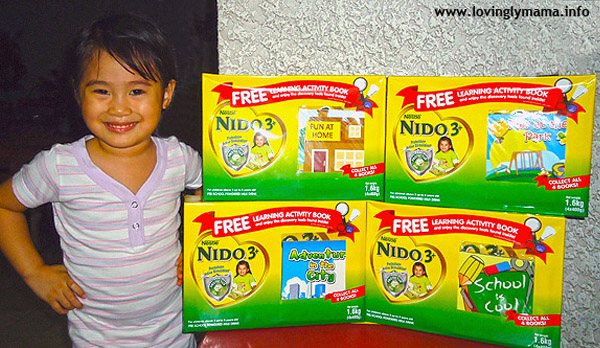 free books for kids from Nido 3+