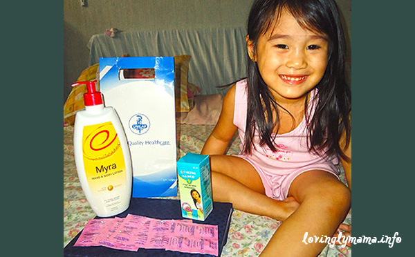 unilab products - family