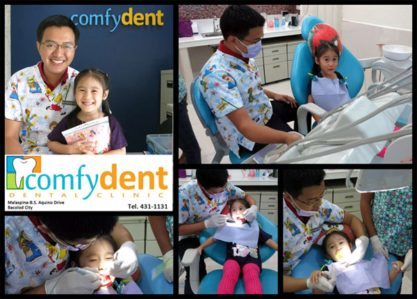 Comfydent Dental Clinic - Bacolod clinic for kids