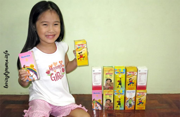 multivitamins for kids - food supplements for kids