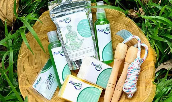 Philcare wellness box