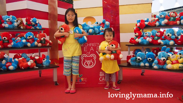 SM Christmas Bears of Joy - SM City Bacolod