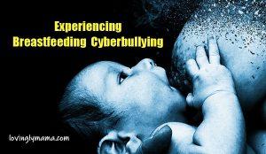 breastfeeding cyberbullying - Bacolod mommy blogger
