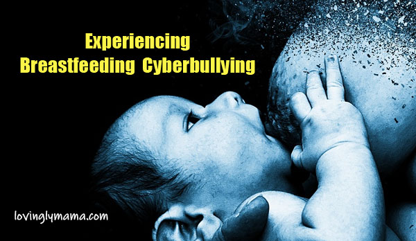 breastfeeding cyberbullying - Bacolod mommy blogger