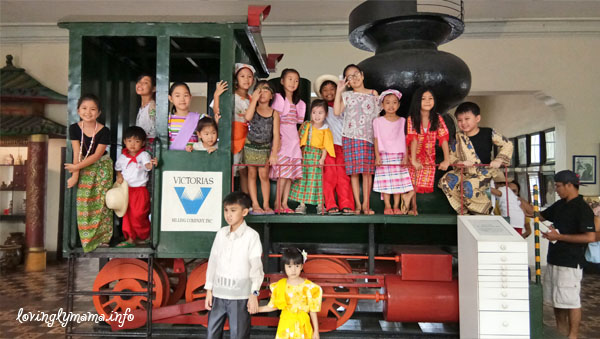 Bacolod Homeschoolers - Negros Museum Tour