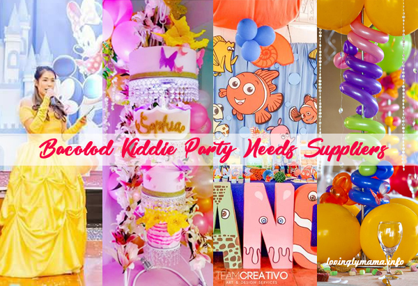 Bacolod Party Needs Suppliers