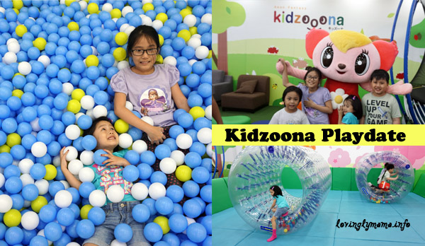 Kidzoona Bacolod - indoor playground - Bacolod Homeschoolers Network