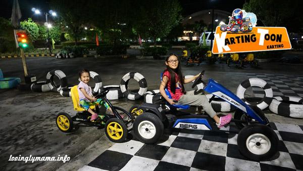 Karting Toon Pedal Go-Kart Bacolod - kids wellness