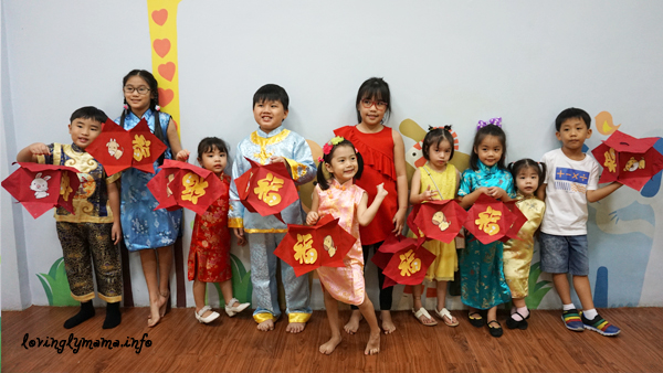 Chinese New Year activity for kids - KIDS Inc - indoor playground Bacolod - Bacolod homeschoolers