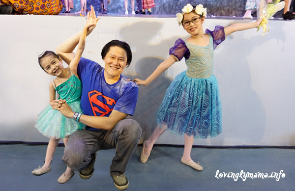 ballet dad - Bacolod dance school - Bacolod ballet school for girls