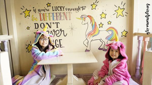 unicorn cafe - Cafe Conceptu Bacolod - friends summer playdate - Bacolod restaurant