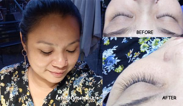 eyelash extensions Bacolod - beauty - Jenelyn's embroidery