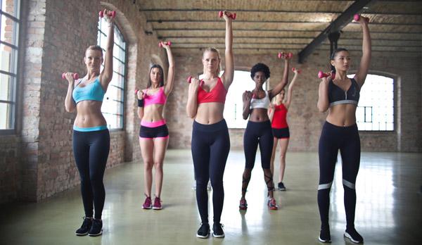 health optimization - exercise