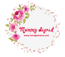 Mommy Blogger Sigrid