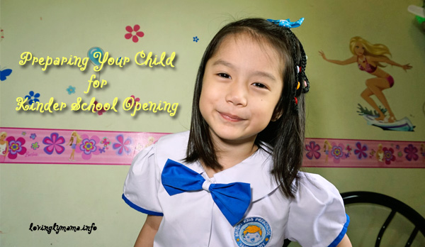 preparing for kinder school opening - Bright Kids Preschool- Bacolod preschool