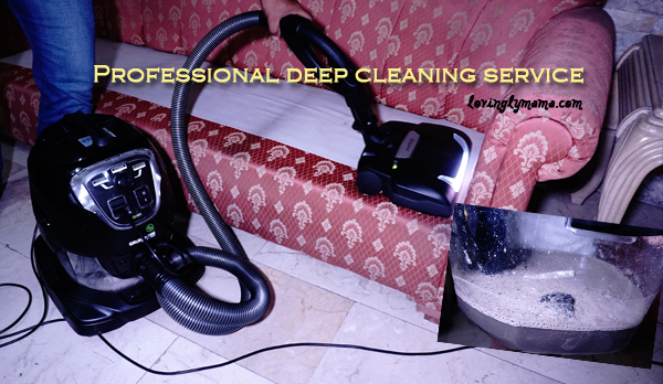 professional mattress cleaning service - mattress deep cleaning - bacolod vacuum service