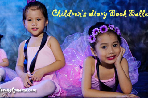 children's storybook ballet for girls - bacolod dance school - bacolod ballet school - garcia sanchez school of dance-shane and mika