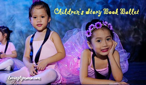 children's storybook ballet for girls - bacolod dance school - bacolod ballet school - garcia sanchez school of dance-shane and mika