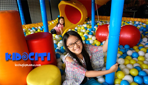 Kidociti - Bacolod indoor playground - Bacolod wall climbing - kids - playdate