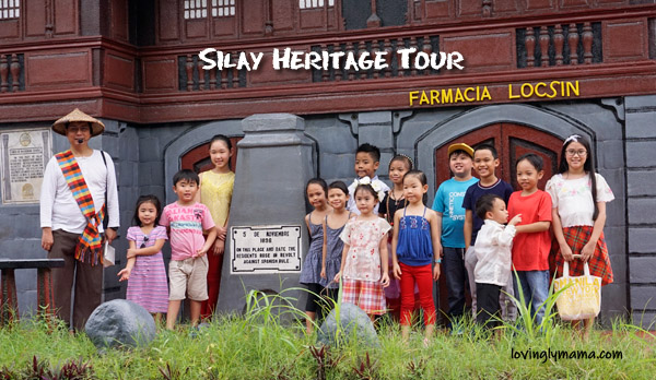 Silay Heritage Tour - Araw ng Wika - Araw ng Lahi - traditional Filipino costumes for kids - mommy blogger - Bacolod mommy blogger - Bacolod homeschoolers network - homeschooling in Bacolod