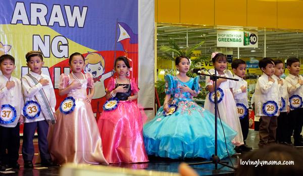traditional Filipino costumes for kids - Bright Kids Preschool - Bacolod preschool - Araw ng Lahi - pambansang awit