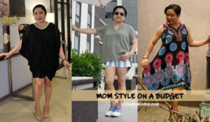 mom style on a budget tips - mommy fashion - mom fashion - mommy style Bacolod mommy blogger - Bacolod blogger