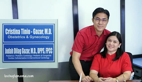 Bacolod Pediatric Interventional Cardiologist and OB-Gyne