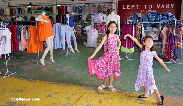Left to Vary - Left to Vary Bacolod - Bacolod fashion - factory overruns - Bacolod factory overruns - affordable clothing - menswear - ladies wear - kidswear - Bacolod blogger - Bacolod mommy blogger - fashion - style
