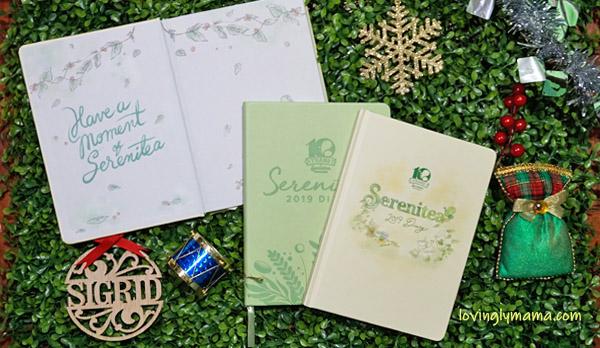 2019 Serenitea Diary - Serenitea planner - Serenitea - milk tea - Bacolod blogger - Bacolod mommy blogger - best milk tea in the Philippines - free Serenitea diary - free Serenitea planner