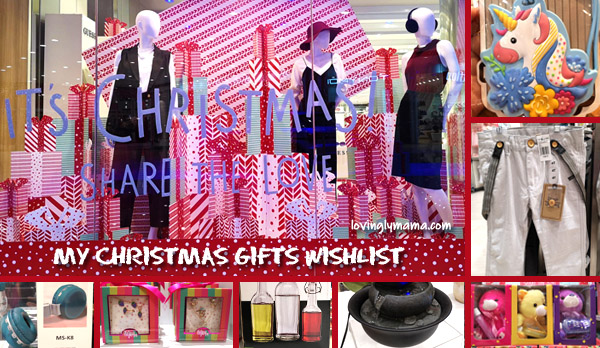 Christmas Wish List Ideas.My Christmas Wishlist For Family And Friends The Sm Store