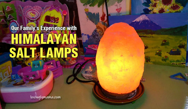 Himalayan salt lamp health benefits - health benefits of Himalayan salt lamp - Bacolod mommy blogger - Bacolod blogger - authentic Himalayan salt lamp - Himalayan salt lamp supplier