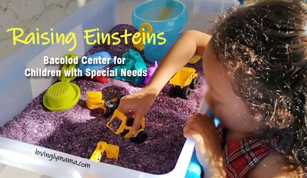 Raising Einsteins - Bacolod Center for Children with special needs - Bacolod mommy blogger - Bacolod blogger - cover