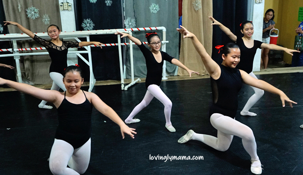 ballet school - Bacolod ballet school - Bacolod dance school - Garcia Sanchez School of Dance - Bacolod mommy blogger - Christmas recital - ballet teacher - Shawna dance4