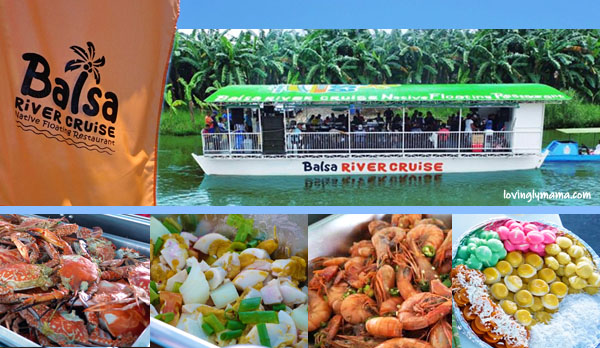 Balsa River Cruise in Ilog - Balsa River Cruise Native Floating Restaurant - family travel - summer - Bacolod mommy blogger - cover