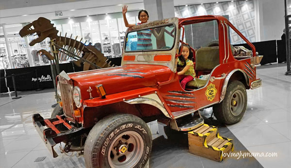 Dino Play by The Mind Museum - Ayala Malls Capitol Central - homeschooling in Bacolod - Bacolod mommy blogger