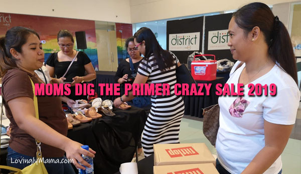 Primer sale - brat pack - fit flops - Bacolod blogger - moms BUY