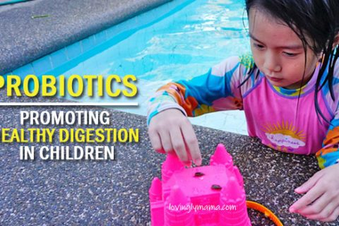promoting healthy digestion in children - probiotics - kids' health - wellness- kids nutrition - Bacolod mommy blogger- Bacolod blogger