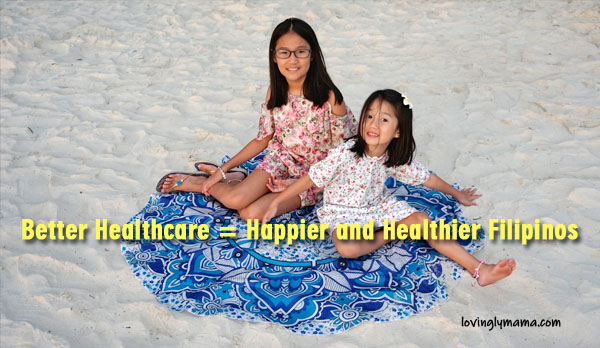 better healthcare system for Filipinos - Bacolod mommy blogger - health - sickness - wellness - sisters in Boracay