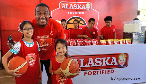 Alaska Basketball Power Camp Bacolod leg - basketball clinic - Bacolod mommy blogger - summer basketball camp - Coach Willie Miller and girls