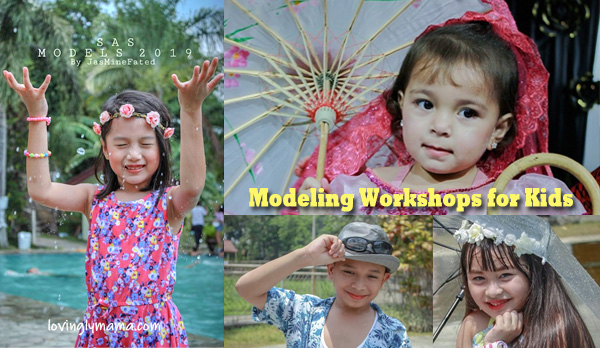 SAS Entertainment - summer modeling workshop for kids - Bacolod mommy blogger - cover