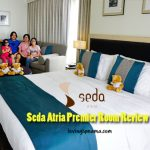 Seda Atria premier room review - Iloilo City - Bacolod mommy blogger - family stay