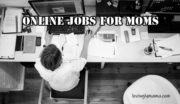 online jobs for moms - Bacolod mommy blogger - freelancer setup