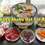 DIY shabu-shabu hot pot recipe - homecooking - Bacolod mommy blogger -