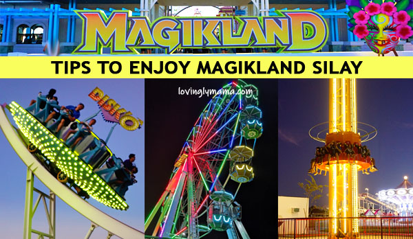 tips to enjoy magikland outdoor theme park - Bacolod mommy blogger - Magikland Silay - Bacolod amusement park - cover