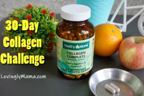 30-day collagen challenge - Healthy Options Collagen complete - Bacolod mommy blogger - beauty