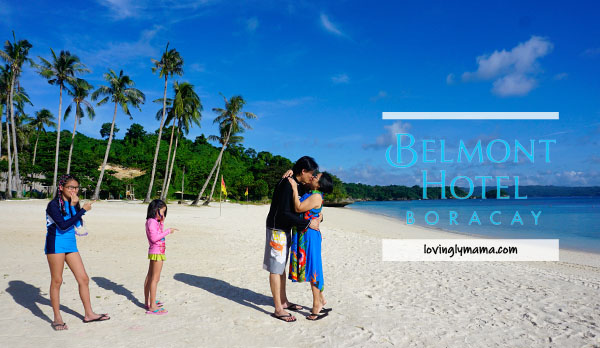 Belmont Hotel Boracay review - Boracay Newcoast - family travel - Bacolod mommy blogger - kiss