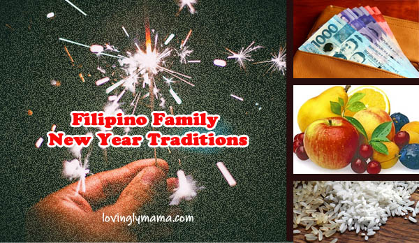 filipino new year family traditions - bacolod mommy blogger - home - life - luck and prosperity - good fortune - beliefs