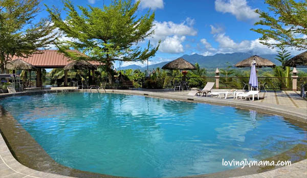 La Vista Highlands Mountain Resort family vacation- Bacolod mommy blogger - road trip - Don Salvador Benedicto - mountains - pool