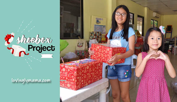 ShoeBox Project Bacolod - Ikthus - YWAM - charity - Christmas - Bacolod mommy blogger - volunteer - Ikthus gift delivery